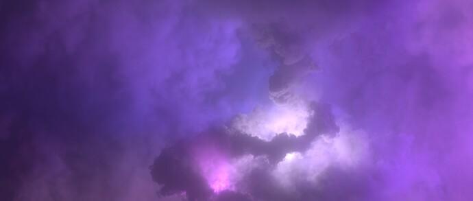 Nebula Space Scene 4