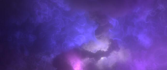 Nebula Space Scene 2