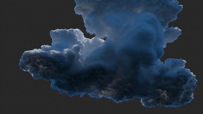 cloud 3delight render