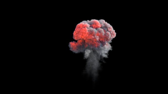 Explosion E